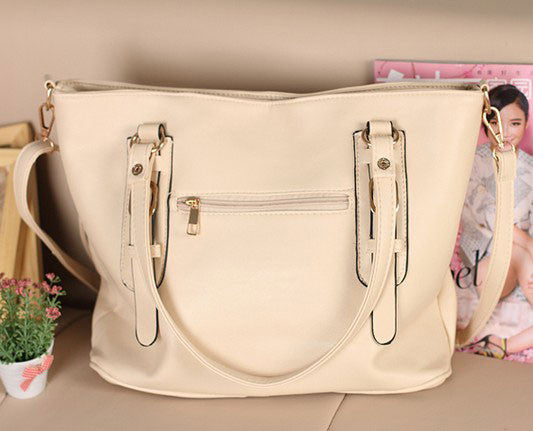 New Simple Belt Messenger&Shoulder Bag - lilyby