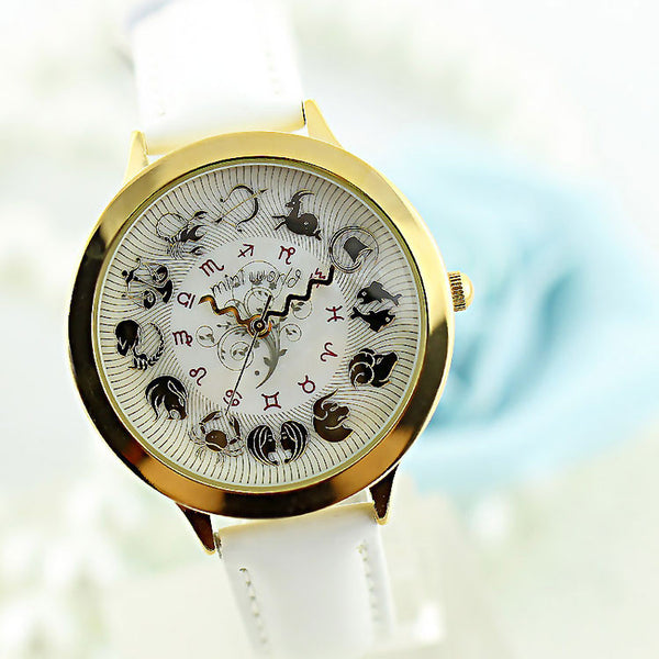 Originality 12 Constellation Watch - lilyby