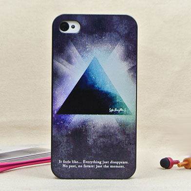 Triangle Eye Harajuku Punk Iphone 4/4s Cases