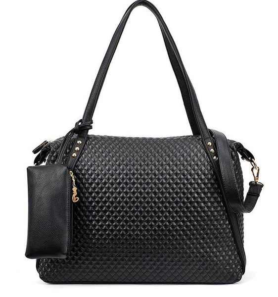 Retro Rivet Shoulder Bag &Handbag - lilyby