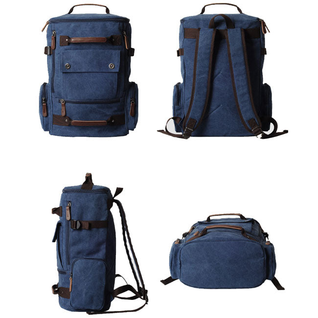 Washing The Washer In Backpack ~ Retro washing color school backpack travel outdoor