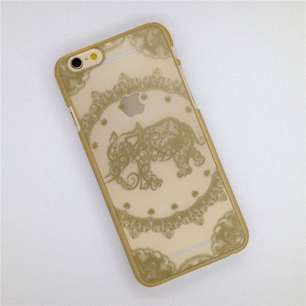 Cute Elephant Iphone 6 S Plus Case Cover - lilyby