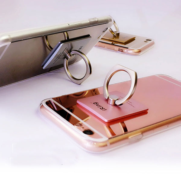 Fashion High-tech Feeling Colourful Mirror Surface Iphone 5/5s/6/6s/6 plus/6s plus Iphone Case