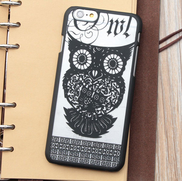 Fashion Owl Iphone 6 S Plus Case Cover - lilyby