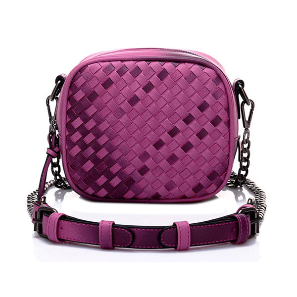 Fashion Gradient Small Chain Woven Square Shoulder bags - lilyby