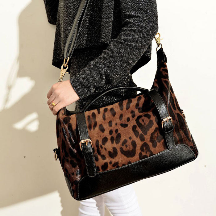 New Sexy Leopard Handbag & Shoulder Bag - lilyby