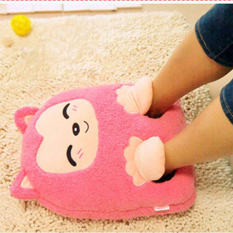 Cartoon Fox USB Shoes Warmer Gift For Her - lilyby