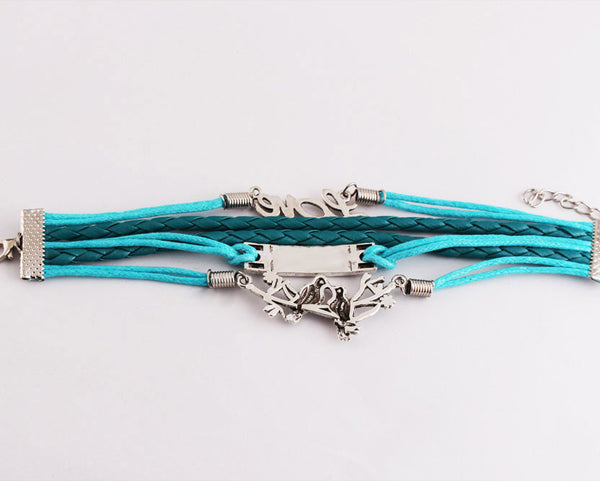 Pure Love Bird Dream Bracelets - lilyby