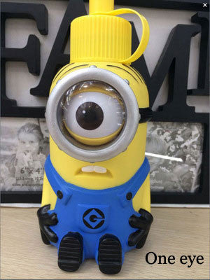 Funny Minions Cartoon Stainless Steel Big Vacuum Cup - lilyby