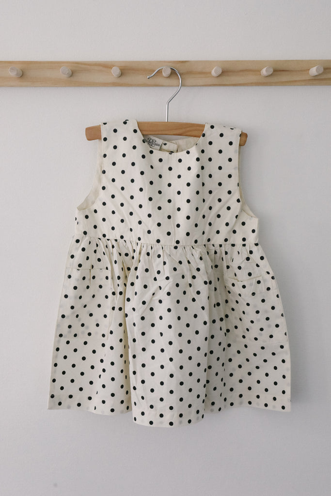 Lucy Polka Dot Dress