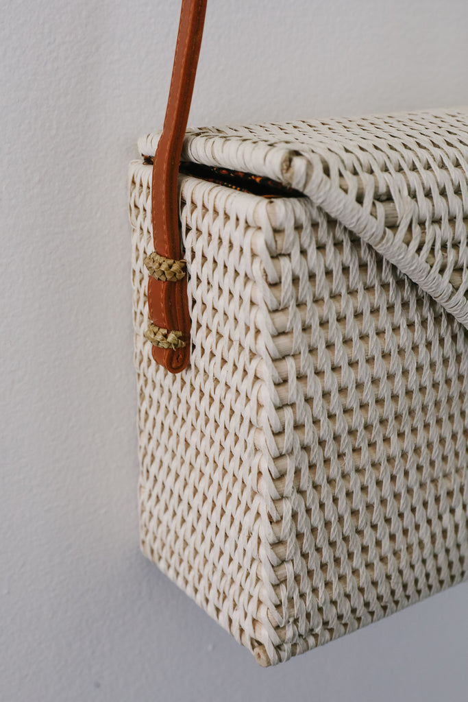 Jules Straw Bag