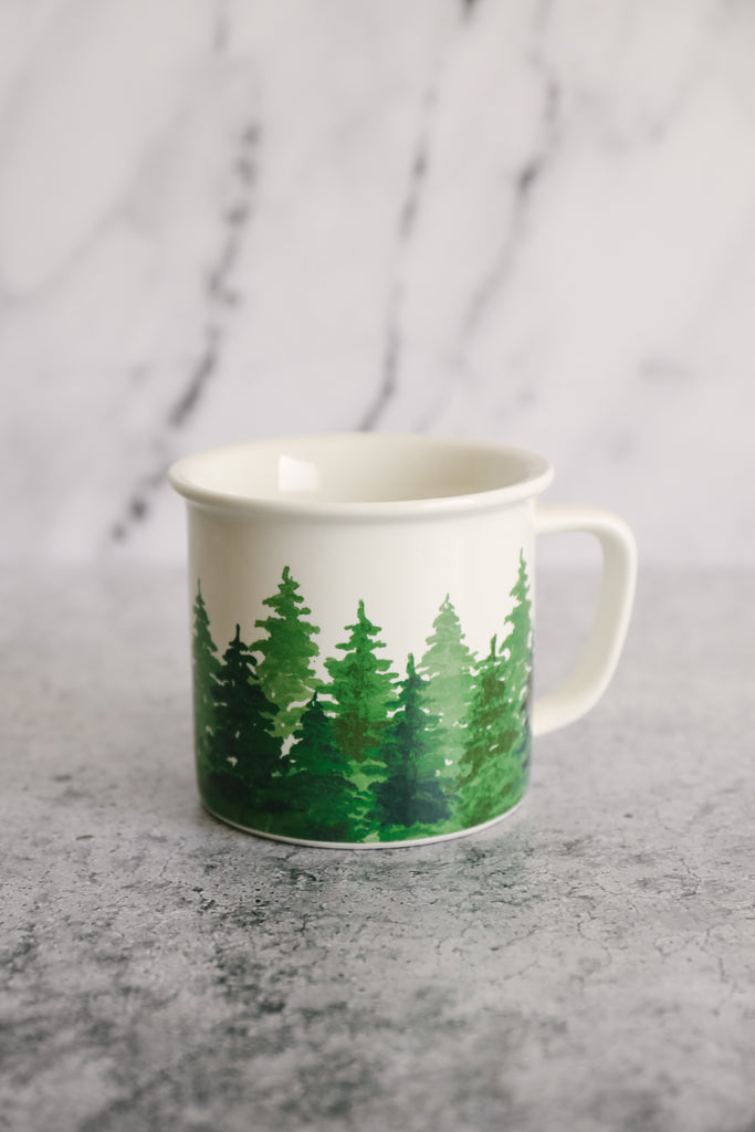 The Great Outdoors Winter Mug Collection