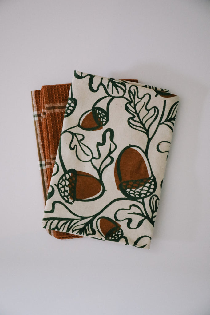 Fall Dishtowel Set