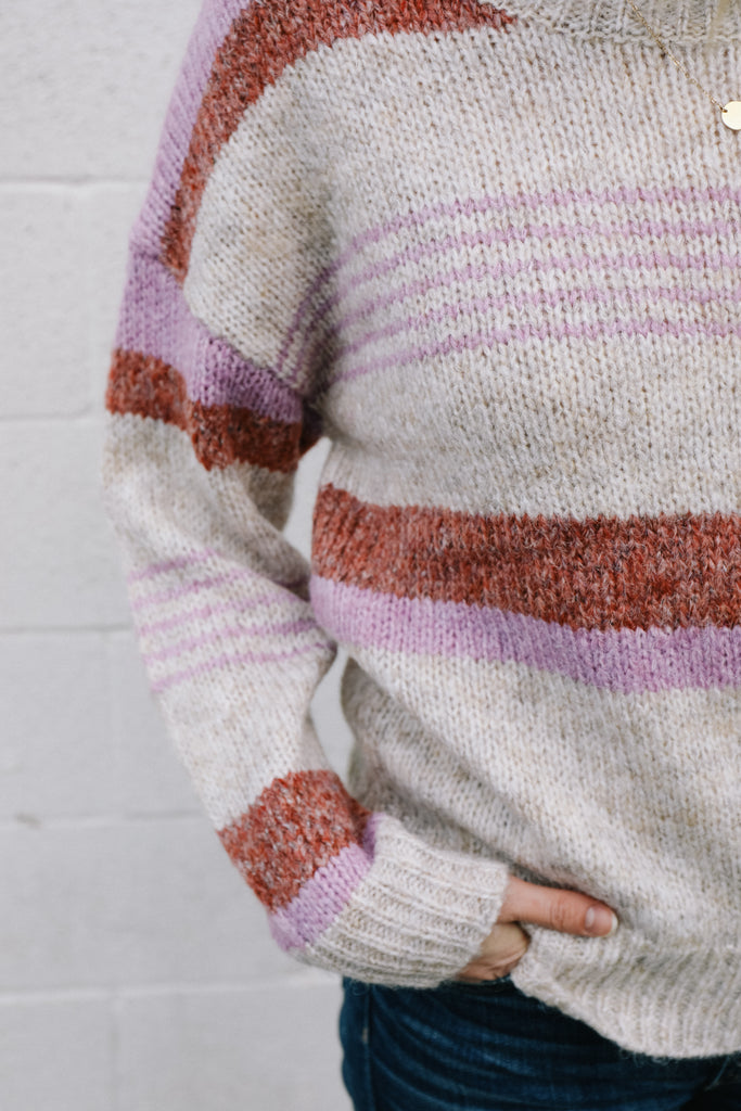 Tegan Sweater