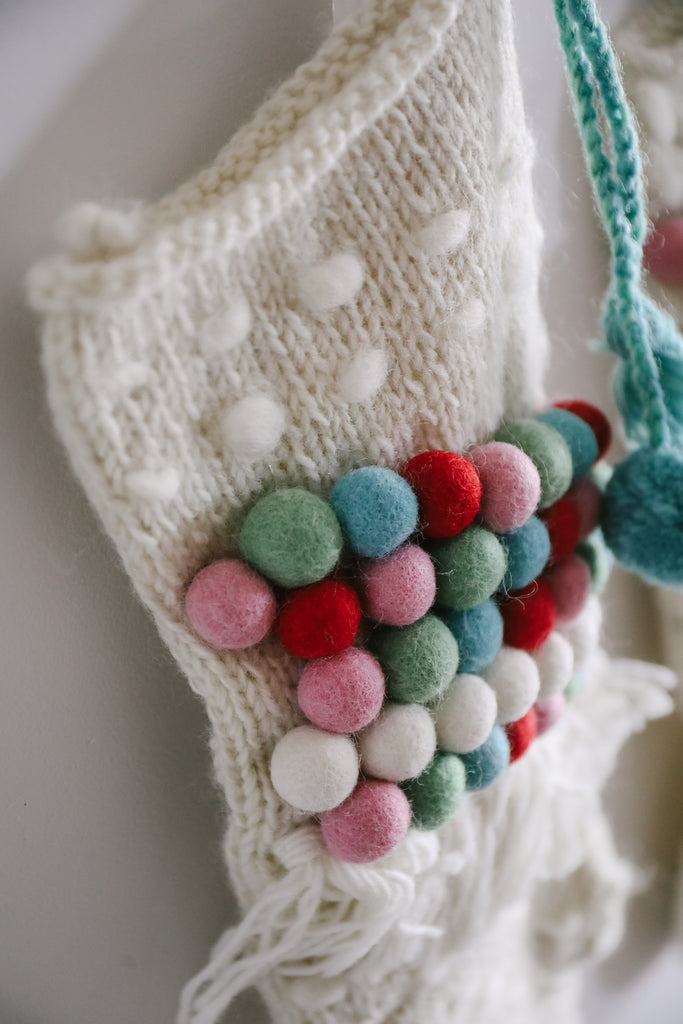 Christmas Knit Stocking