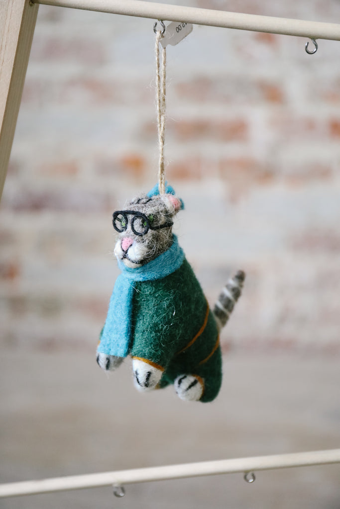 Kitten Ornament
