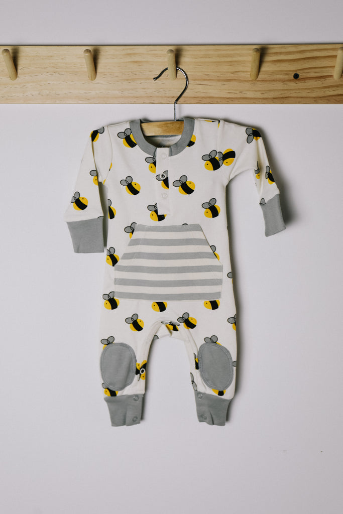 Bee Playsuit Sleeper