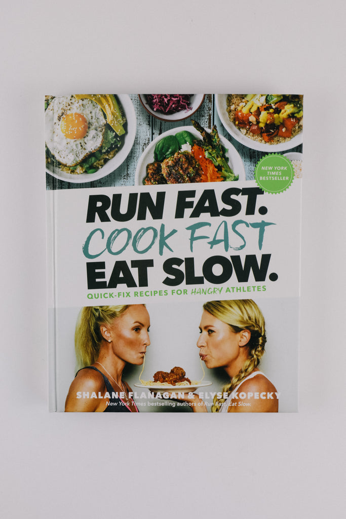 Book: Run Fast, Cook Fast, Eat Slow Cookbook