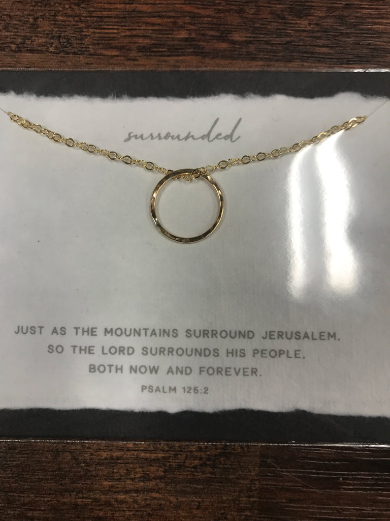 Necklace: Surrounded