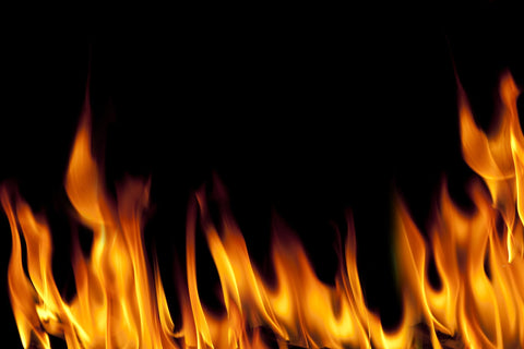Risks of the Ventless Gas Log Fireplace