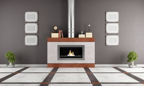 Can I Install Gas Logs in my Wood-Burning Fireplace?