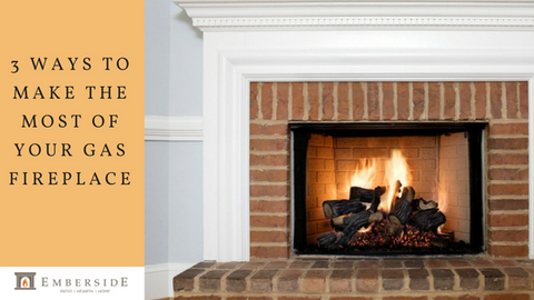 Outstanding 3 Ways To Make The Most Of Your Gas Fireplace Interior Design Ideas Grebswwsoteloinfo