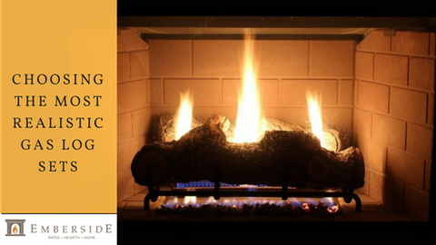 Incredible Choosing The Most Realistic Gas Log Sets Interior Design Ideas Grebswwsoteloinfo