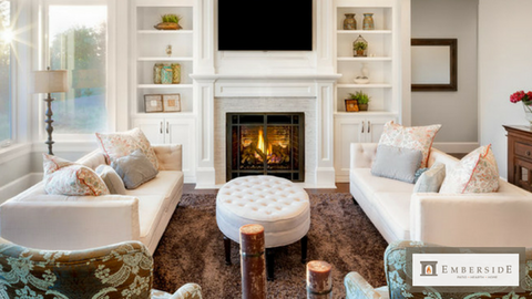 Wondrous How To Modernize And Update Your Gas Fireplace Home Interior And Landscaping Ologienasavecom