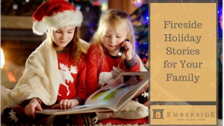 fireside holiday stories