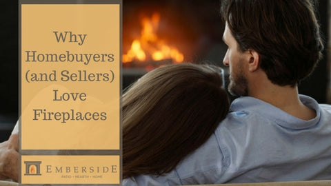 Why Homebuyers (and Sellers) Love Fireplaces