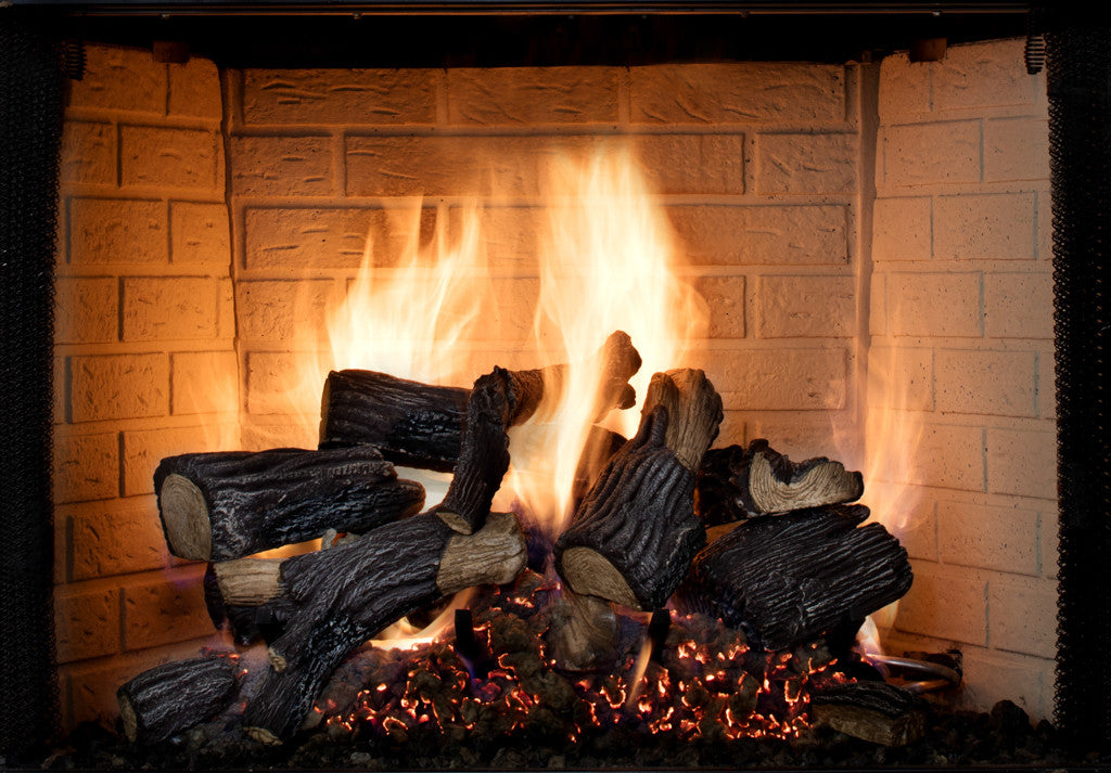 Gas Log Sets & Outdoor Fireplaces | Emberside