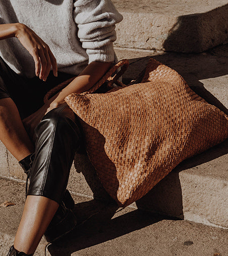 The Woven Leather Collection