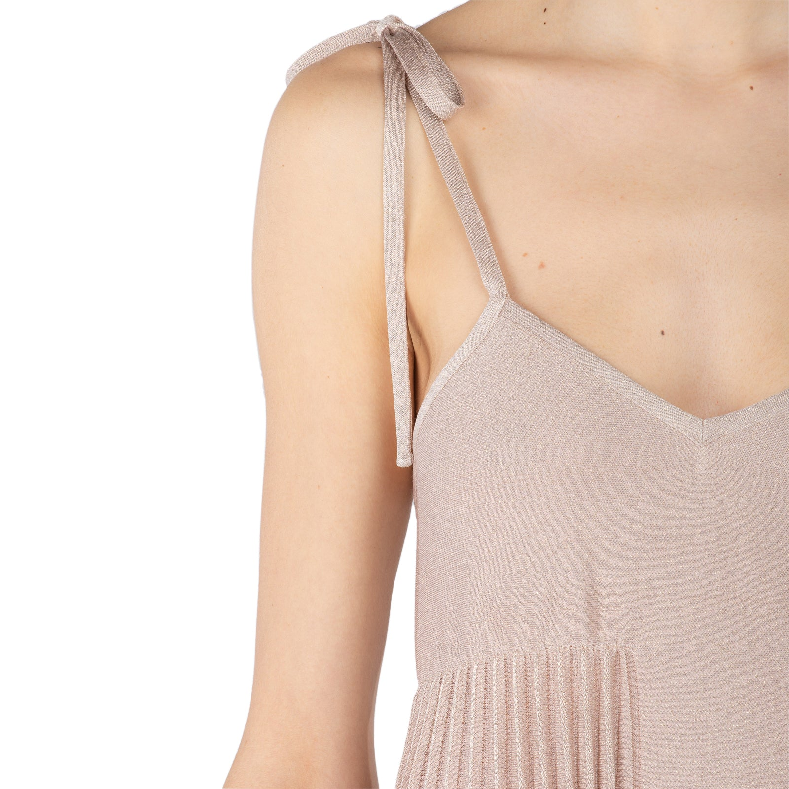 The Pleated Tank