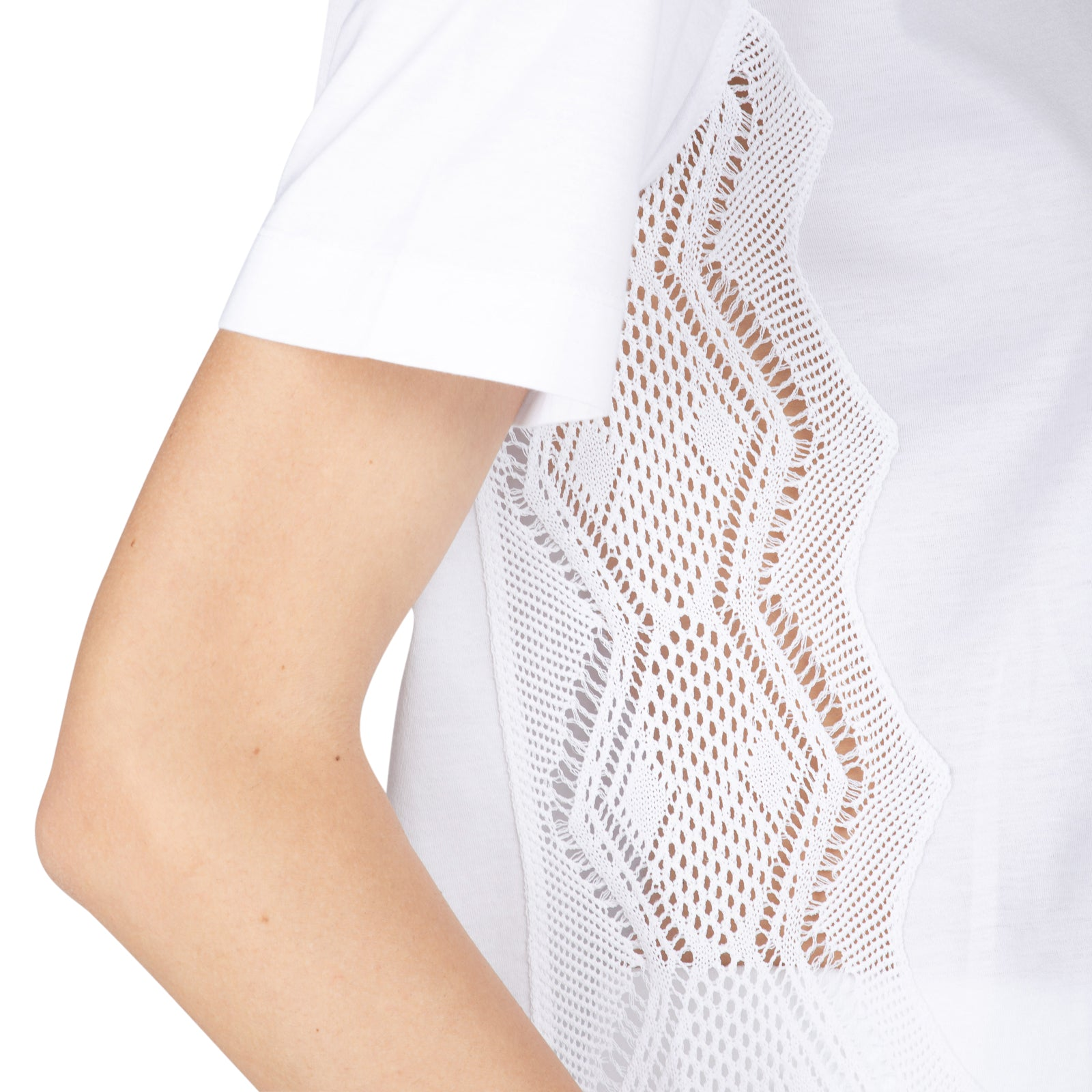 The T-Shirt with Lace