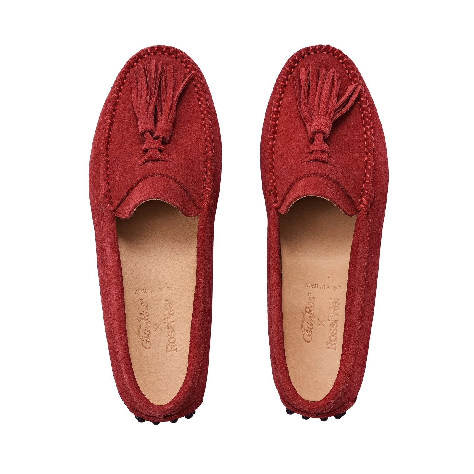 The Tassel — Suede