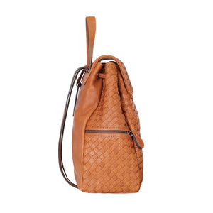 The Haley Woven Backpack