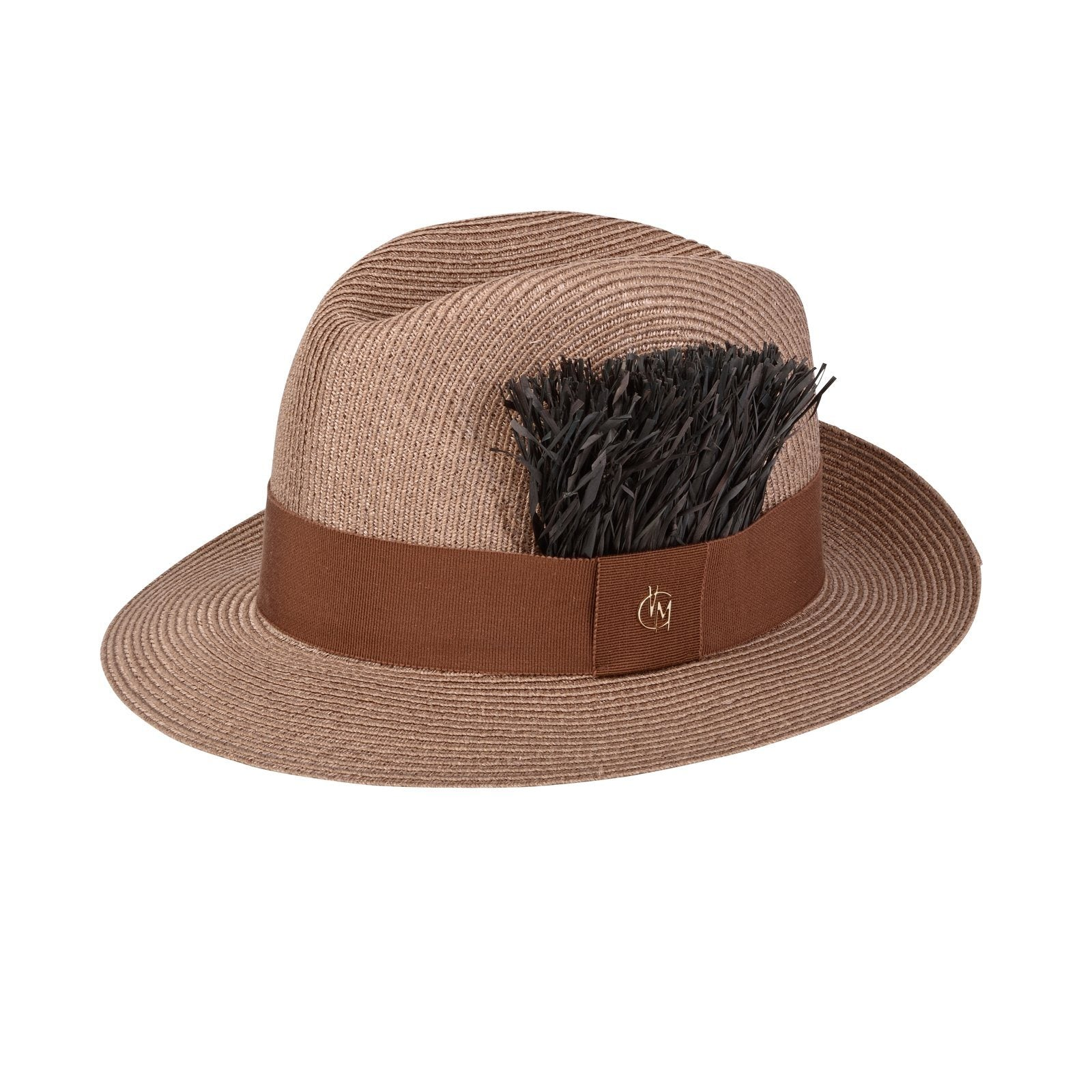 The Island Straw Fedora