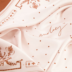 The Audrey Silk Scarf