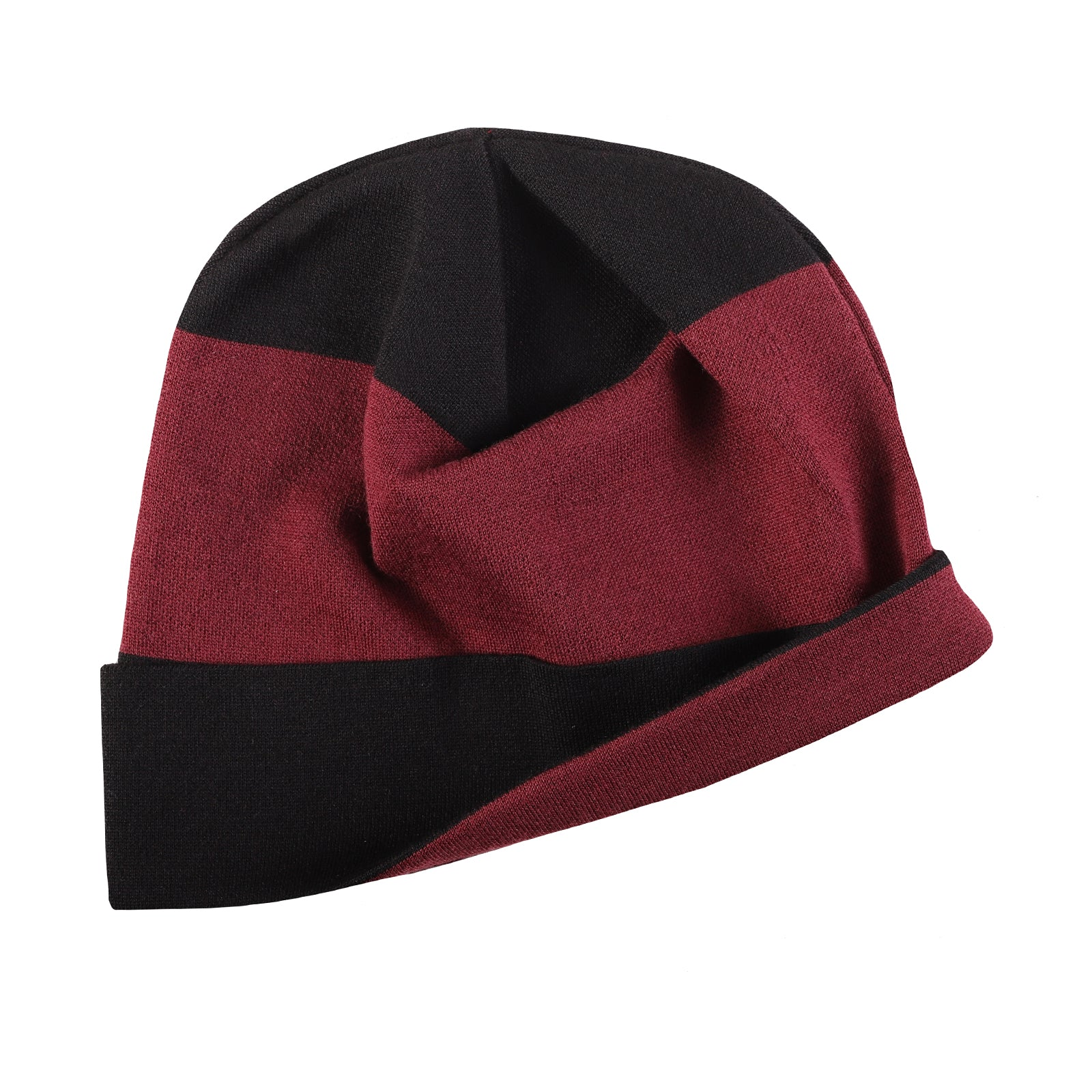 The Two-Colored Hat