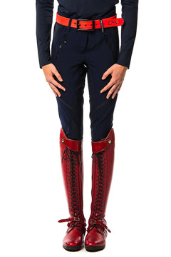 Andiano Full Grip Breeches (Dark Night)