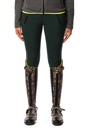 Andiano Full Grip Breeches (Green Woods)