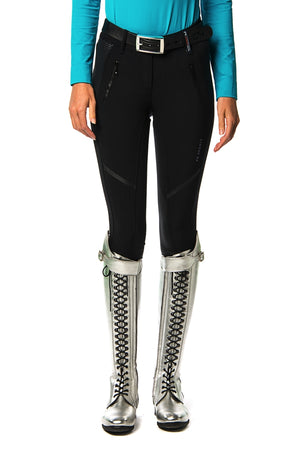 Andiano Full Grip Breeches (Onyx)
