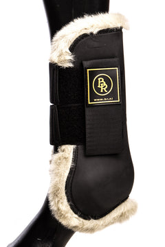 Fur Lined Tendon Boots