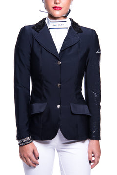 J-Margot Competition Jacket (Black)