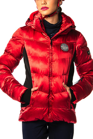 Jamaica Jacket (Red Pepper)