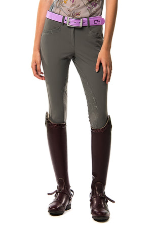 B - Belle Training Breeches (Grey)
