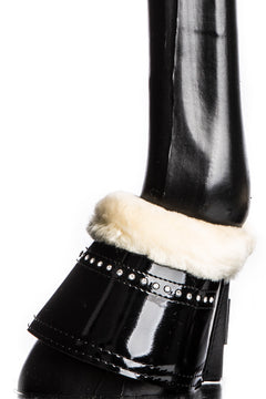 Pro Max Glamour with Sheepskin Overreach Boots