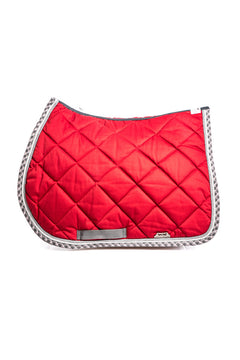 Marta Morgan Cotton Saddle Blanket (Red Cotton)