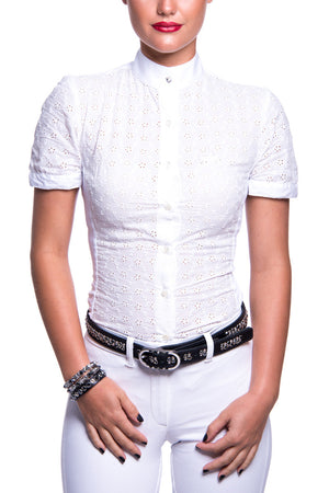 S-Margot Competition Shirt (White)