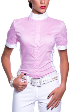 S-May Competition Shirt (Pink/White)